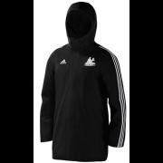Strongroom CC Black Adidas Stadium Jacket