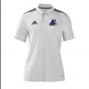 Strongroom CC Adidas White Polo