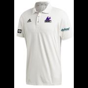Strongroom CC Adidas Elite Junior Short Sleeve Shirt