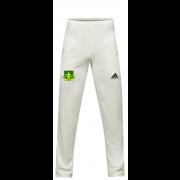 Lymm OPCC Adidas Pro Junior Playing Trousers