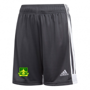 Lymm OPCC Adidas Black Training Shorts