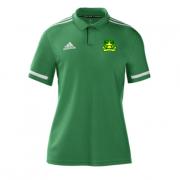 Lymm OPCC Adidas Green Polo