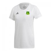 Lymm OPCC Adidas Women's White Training Jersey
