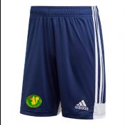 Kilmarnock CC Adidas Navy Junior Training Shorts