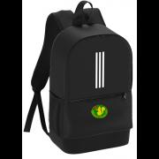 Kilmarnock CC Black Training Backpack