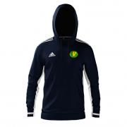 Kilmarnock CC Adidas Navy Junior Hoody