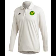Kilmarnock CC Adidas Elite Long Sleeve Shirt