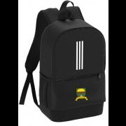 Port Sunlight CC Black Training Backpack