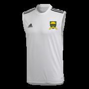 Port Sunlight CC Adidas White Training Vest