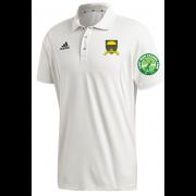 Port Sunlight CC Adidas Elite Junior Short Sleeve Shirt