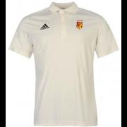 Walton Park CC Adidas Pro Junior Short Sleeve Polo
