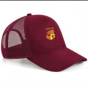 Walton Park CC Maroon Trucker Hat