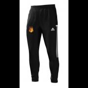 Walton Park CC Adidas Black Training Pants