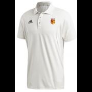 Walton Park CC Adidas Elite Junior Short Sleeve Shirt