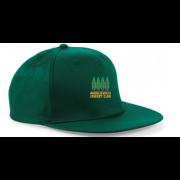 Middlewich CC Green Snapback Hat