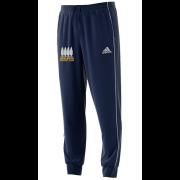 Middlewich CC Adidas Navy Sweat Pants