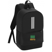 Middlewich CC Black Training Backpack