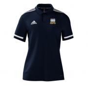 Middlewich CC Adidas Navy Polo