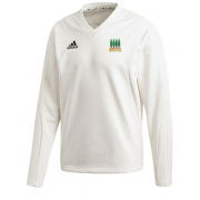 Middlewich CC Adidas Elite Long Sleeve Sweater