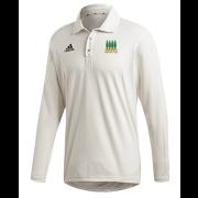 Middlewich CC Adidas Elite Long Sleeve Shirt