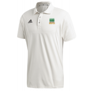 Middlewich CC Adidas Elite Short Sleeve Shirt