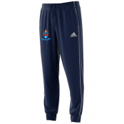 Batley CC Adidas Navy Sweat Pants