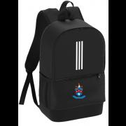 Batley CC Black Training Backpack