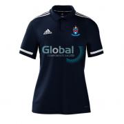 Batley CC Adidas Navy Polo