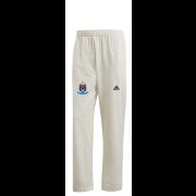 Batley CC Adidas Elite Junior Playing Trousers
