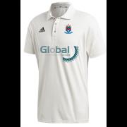 Batley CC Adidas Elite Junior Short Sleeve Shirt