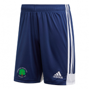 Ovington CC Adidas Navy Junior Training Shorts
