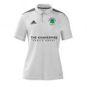 Ovington CC Adidas White Polo