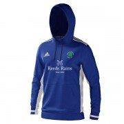 Ovington CC Adidas Royal Blue Junior Hoody