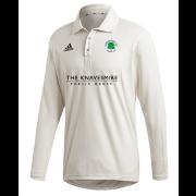 Ovington CC Adidas Elite Long Sleeve Shirt