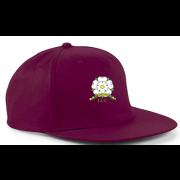 Loftus CC Maroon Snapback Hat
