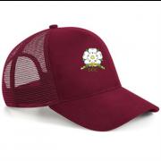 Loftus CC Maroon Trucker Hat