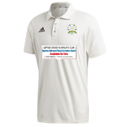 Loftus CC Adidas Elite Junior Short Sleeve Shirt