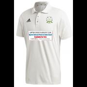 Loftus CC Adidas Elite Short Sleeve Shirt