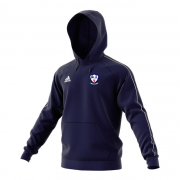 Dunfermline CC Adidas Navy Junior Fleece Hoody