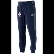 Dunfermline CC Adidas Navy Sweat Pants