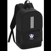 Dunfermline CC Black Training Backpack