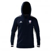 Dunfermline CC Adidas Navy Junior Hoody