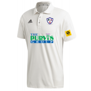 Dunfermline CC Adidas Elite Junior Short Sleeve Shirt
