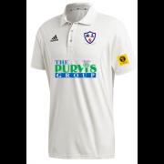 Dunfermline CC Adidas Elite Short Sleeve Shirt