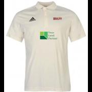 Beacon CC Adidas Pro Junior Short Sleeve Polo