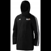 Beacon CC Black Adidas Stadium Jacket