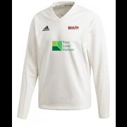 Beacon CC Adidas Elite Long Sleeve Sweater