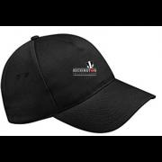Beckington CC Black Baseball Cap