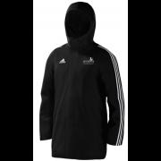 Beckington CC Black Adidas Stadium Jacket