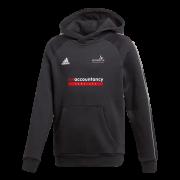 Beckington CC Adidas Black Junior Fleece Hoody